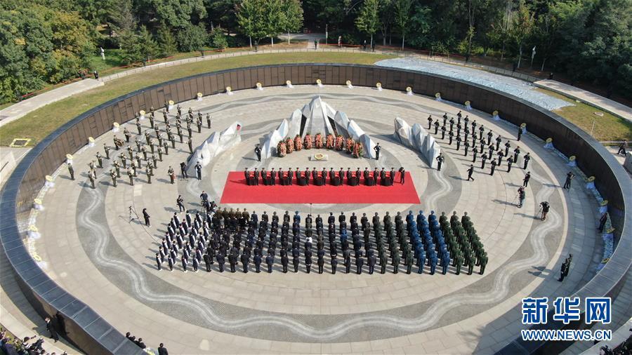 (社会)(6)第七批在韩中国人民志愿军烈士遗骸在沈阳安葬