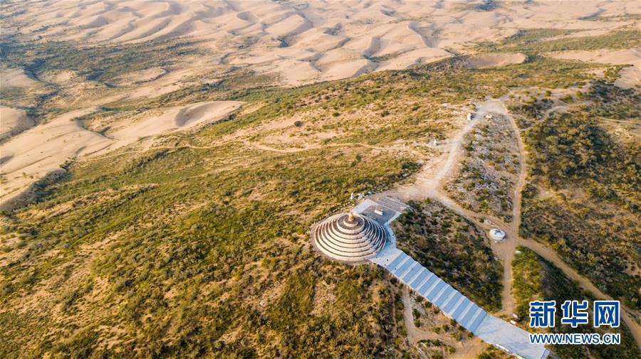 (环境)(5)库布其沙漠治理为全球荒漠化防治贡献中国智慧