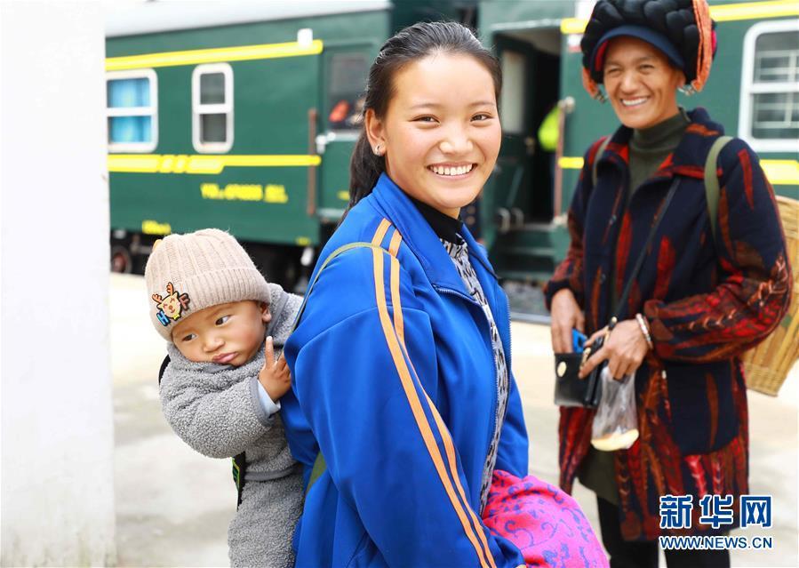 (坐著高鐵看中國·圖文互動)(1)走成昆,感受闖過禁區的光影記錄