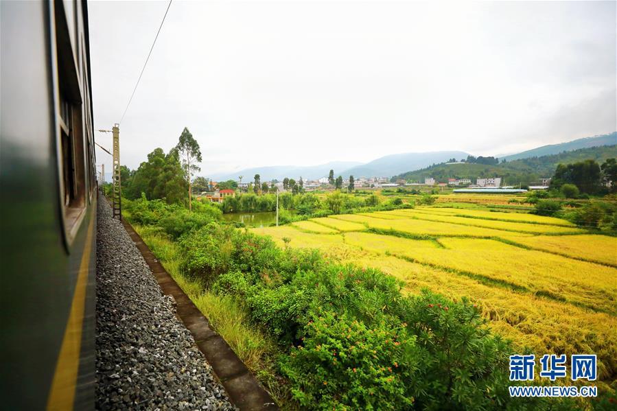 (坐著高鐵看中國·圖文互動)(2)走成昆,感受闖過禁區的光影記錄