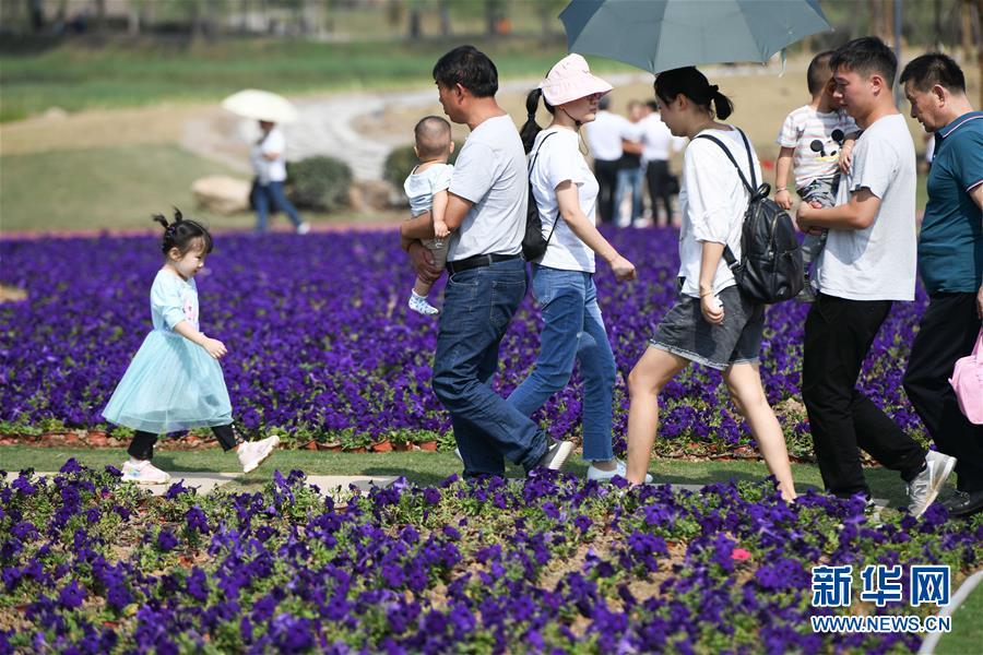 (新华全媒头条・图文互动)(6)大美中国看活力――来自国庆黄金周的一线观察