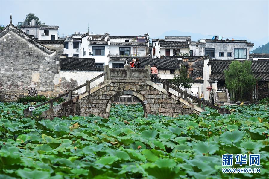 (坐着高铁看中国)(1)探访合福高铁沿线的千年古村