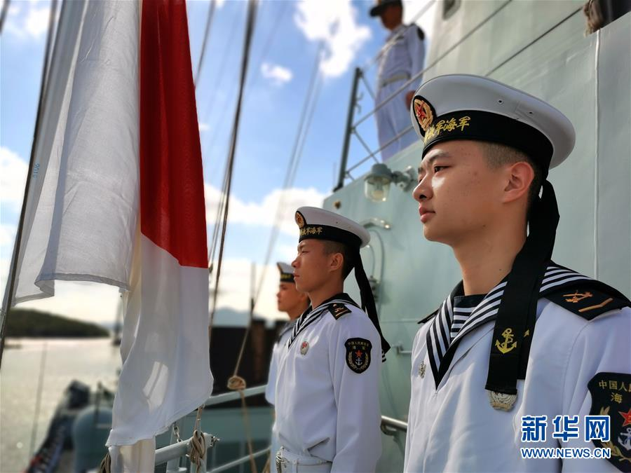 (图文互动)(1)中国海军第35批护航编队凯旋