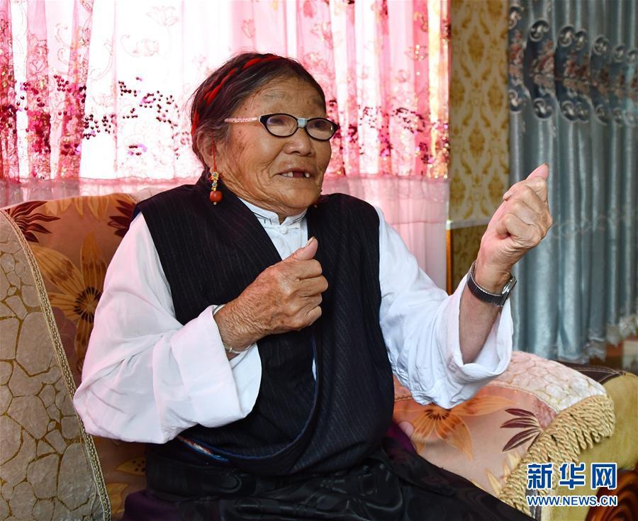 (新华全媒头条·图文互动)(2)命运的转折——写在四川甘孜藏族自治州建州70年之际
