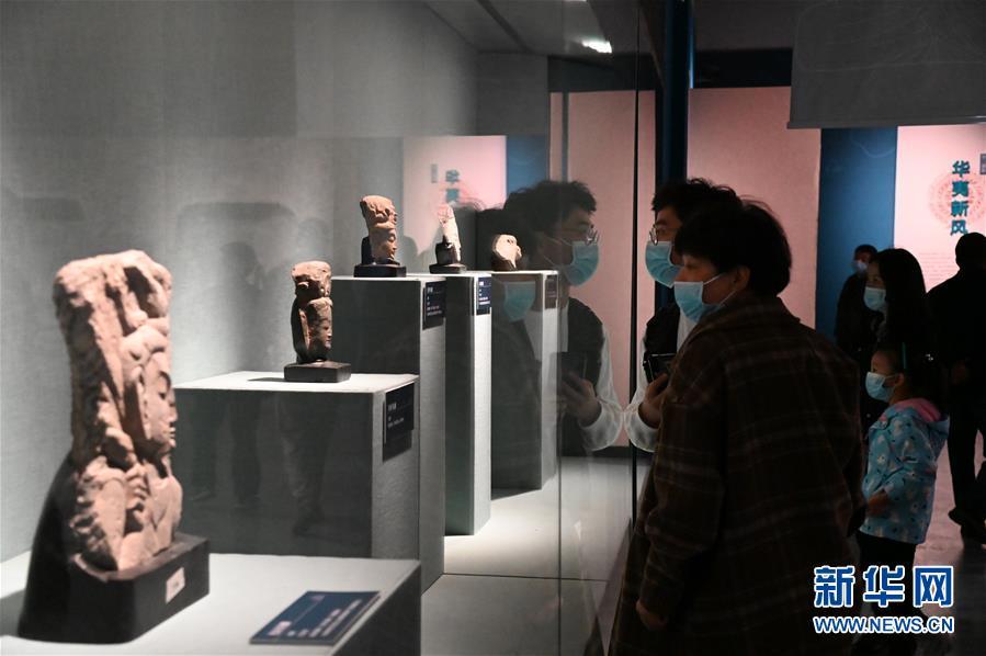 (图文互动)(3)中国三大石窟在河南洛阳首次联袂开展