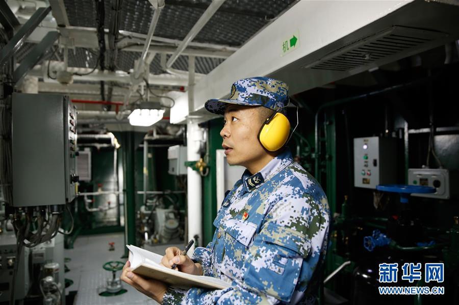 (图文互动)(6)一份勇敢者的事业——海军毕昇舰投身新武器装备试验记事