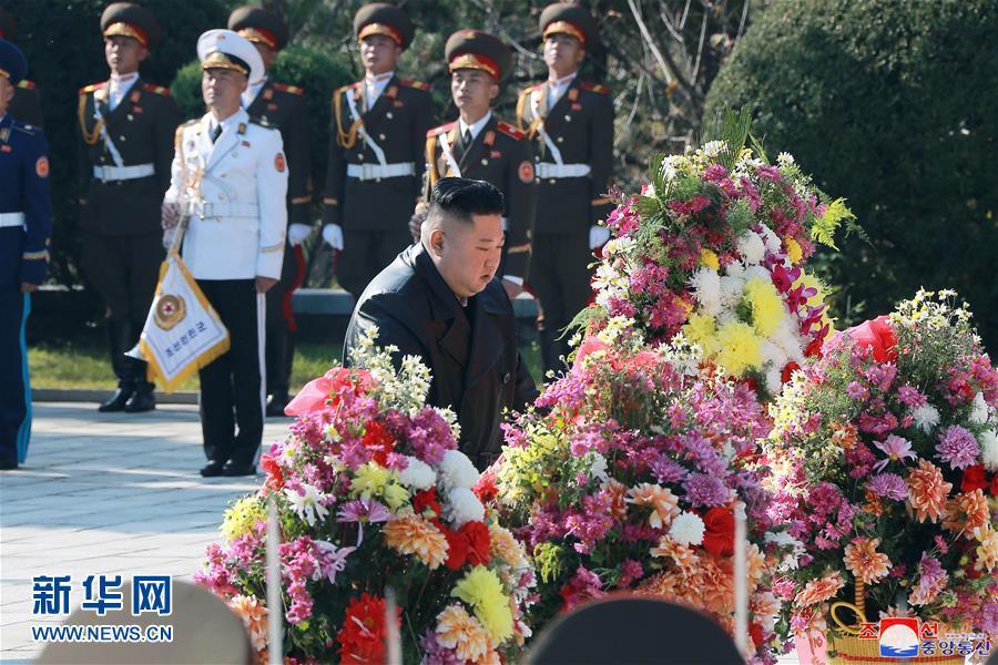 (国际)(1)朝鲜以多种形式隆重纪念中国人民志愿军抗美援朝出国作战70周年