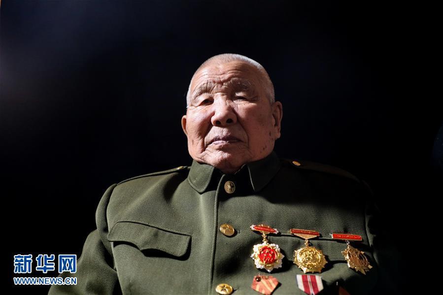 (纪念抗美援朝70周年)(1)致敬最可爱的人——徐振明