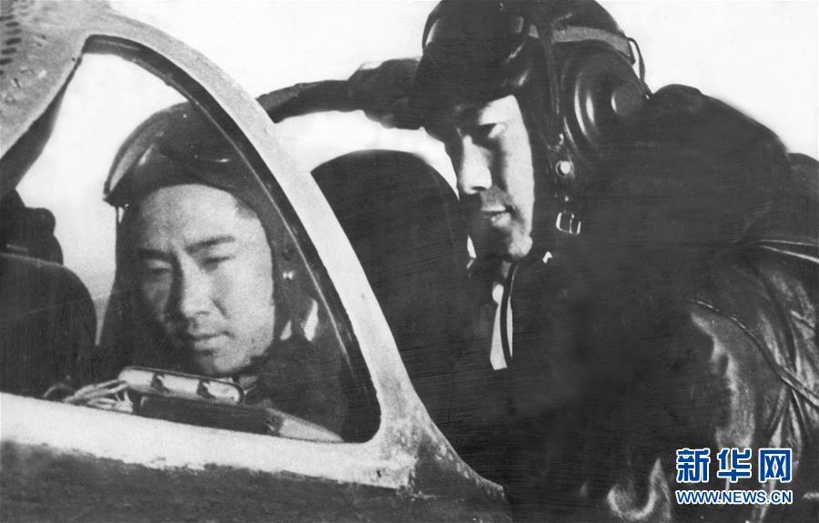 (紀念抗美援朝70周年·圖文互動)(2)王海大隊:敢打必勝,有我無敵