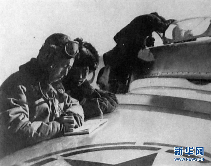 (紀念抗美援朝70周年·圖文互動)(3)王海大隊:敢打必勝,有我無敵