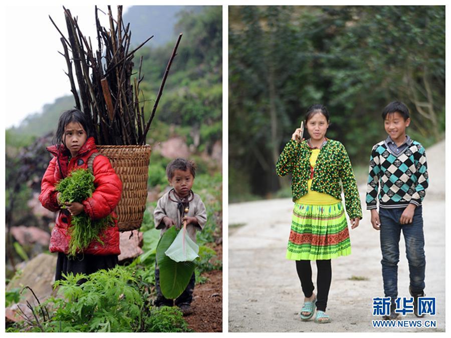 (新華全媒頭條·圖文互動)(2)木棉花開紅勝火——廣西千裏邊境線脫貧紀實