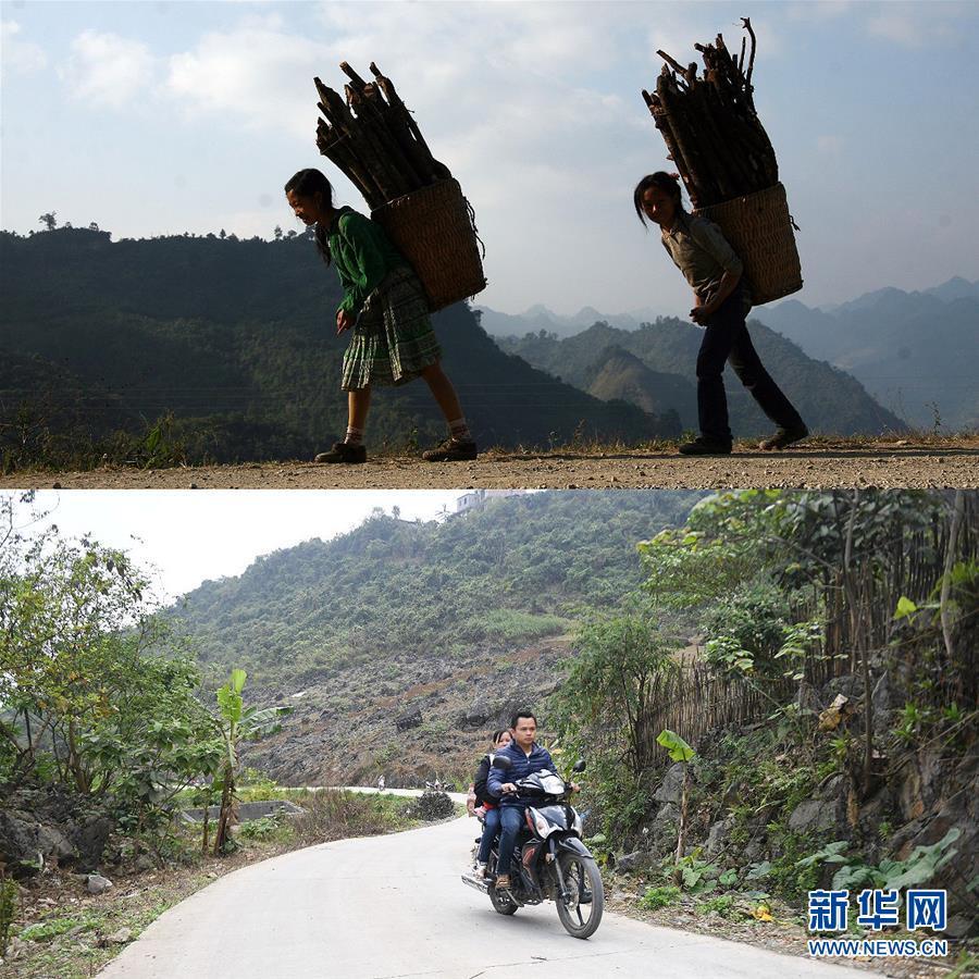 (新華全媒頭條·圖文互動)(6)木棉花開紅勝火——廣西千裏邊境線脫貧紀實