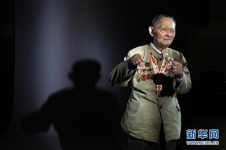 (纪念抗美援朝70周年)(2)致敬最可爱的人——周继成