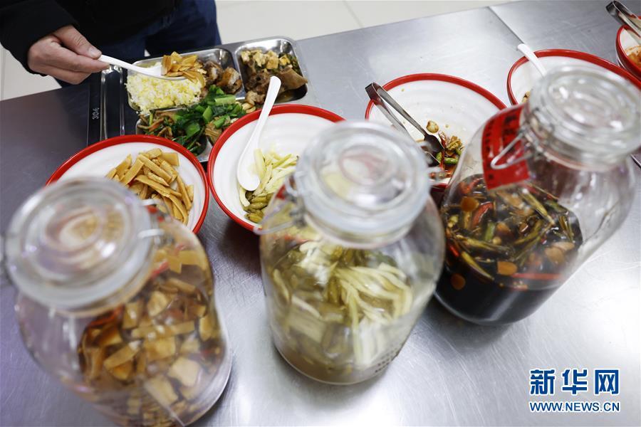 (时政)(2)党的十九届五中全会厉行节约反对餐饮浪费见闻
