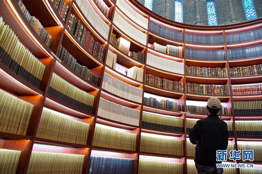 (新華全媒頭條·圖文互動)(1)我們都是讀者——促進全民閱讀 構建書香社會
