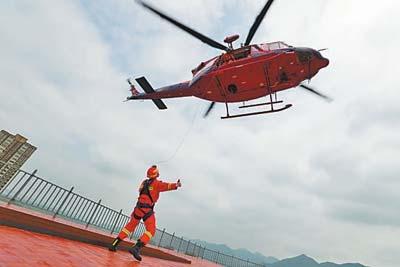 全国消防日|中国消防救援力量强在哪