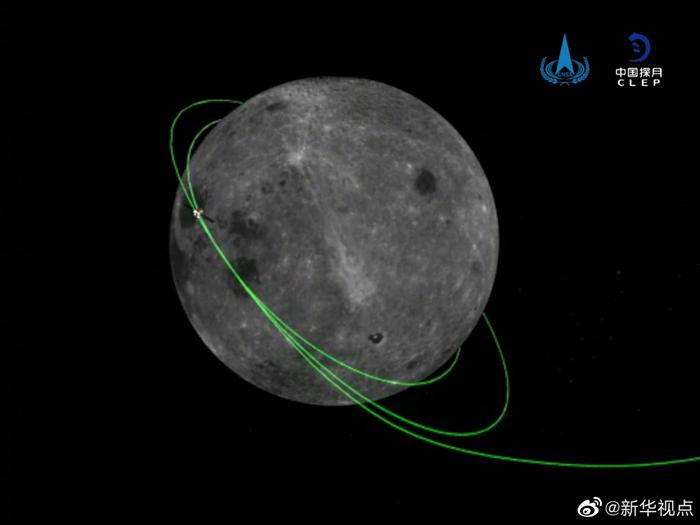 科技|嫦娥五号探测器对接组合体成功分离 准备择机返回地球