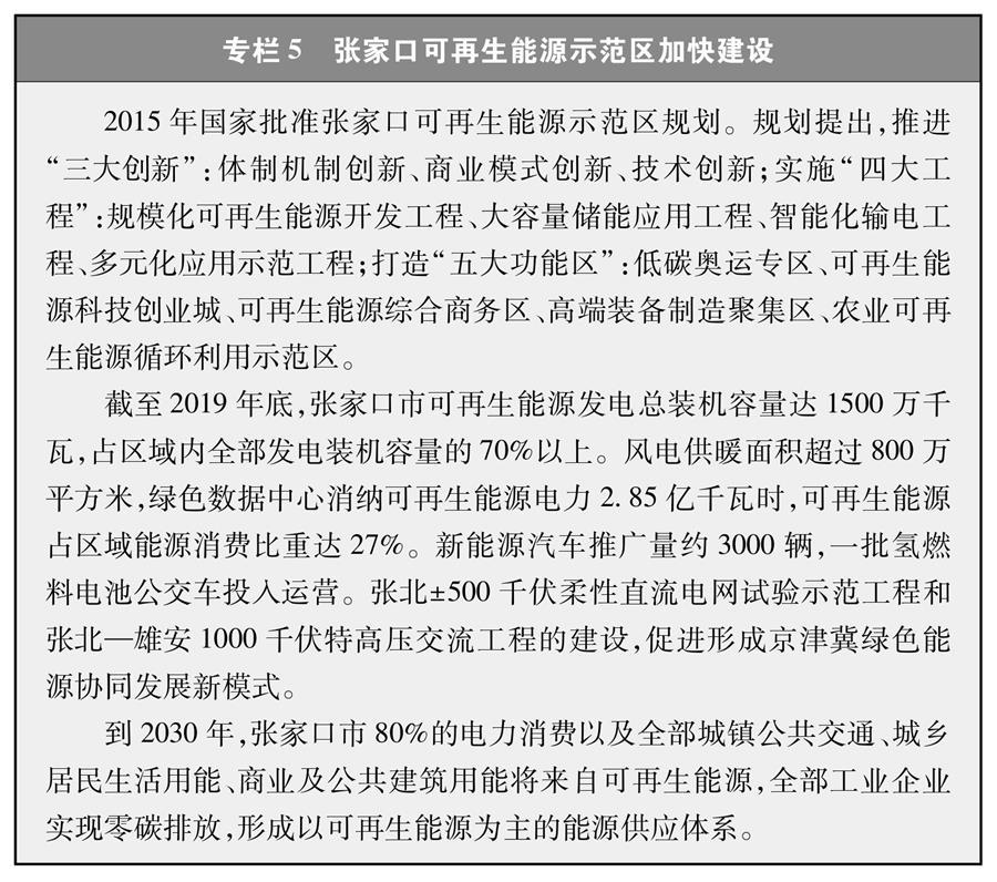 (图表)[受权发布]《新时代的中国能源发展》白皮书(专栏5)
