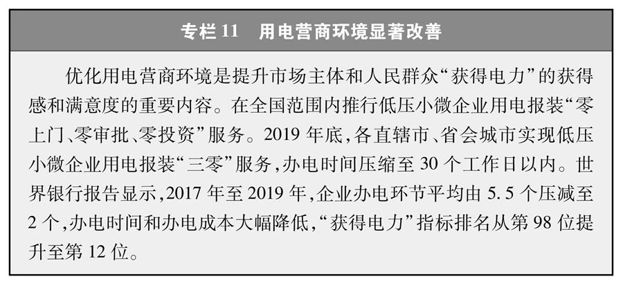 (图表)[受权发布]《新时代的中国能源发展》白皮书(专栏11)