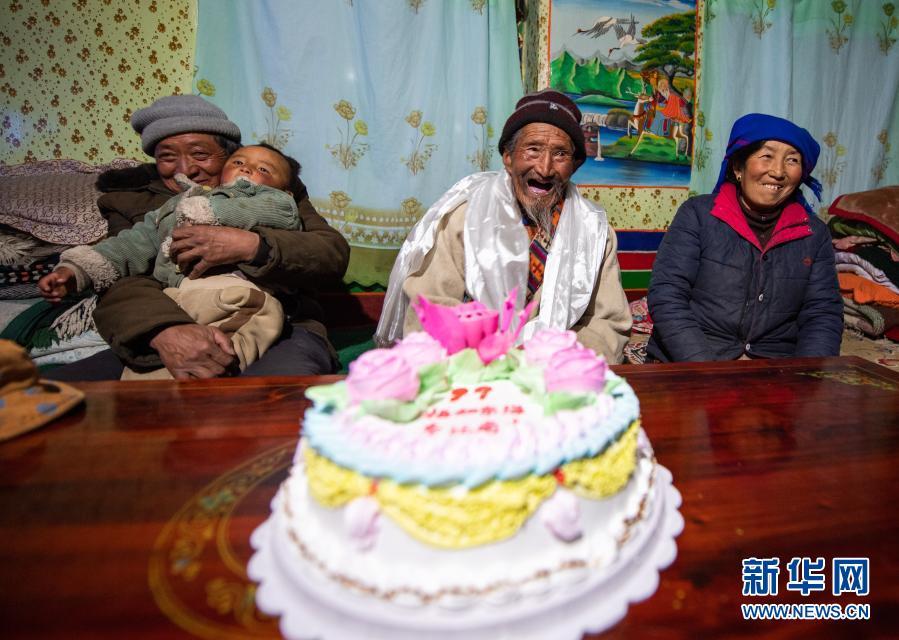 截至2019年 西藏人均期望寿命达到70.6岁