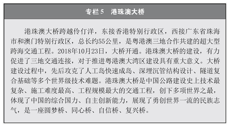 (图表)[受权发布]《中国交通的可持续发展》白皮书(专栏5)