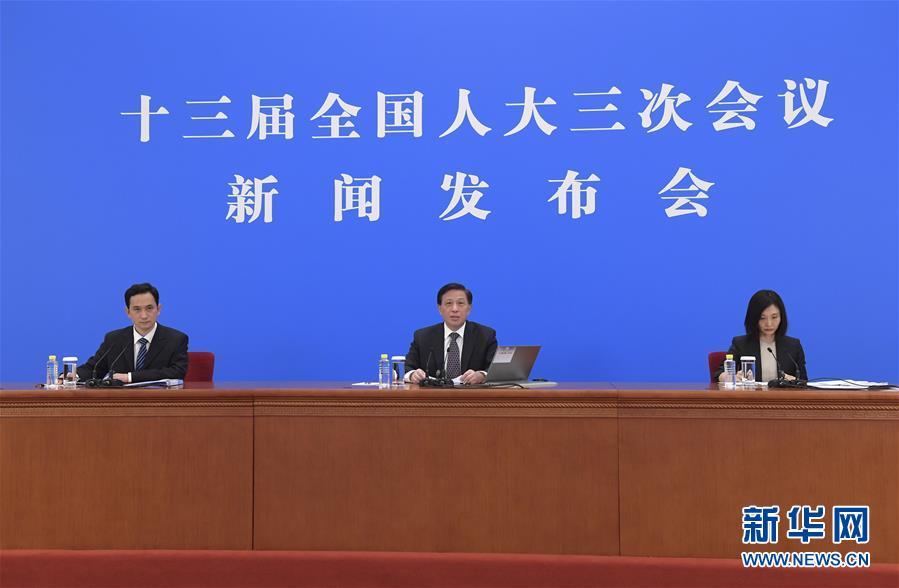 (两会)(2)十三届全国人大三次会议举行新闻发布会