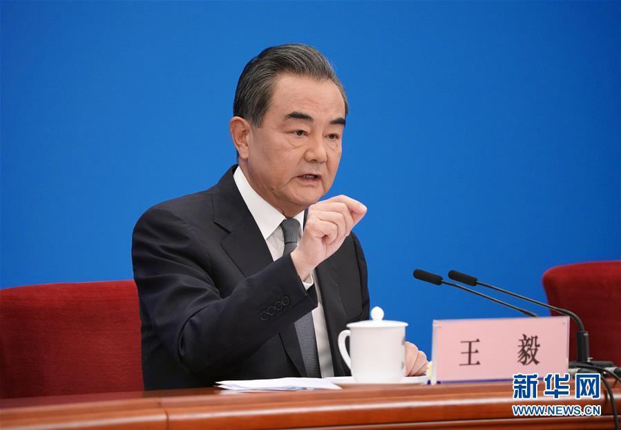 王毅:向英雄的湖北人民和武汉人