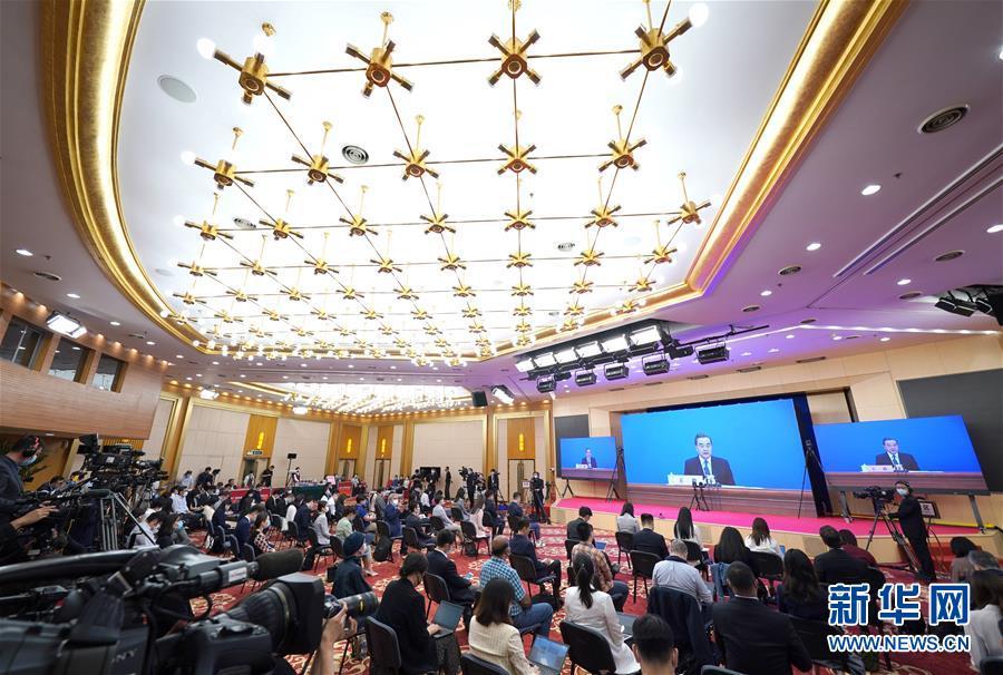 (兩會)(5)國務委員兼外交部長王毅就中國外交政策和對外關係回答中外記者提問
