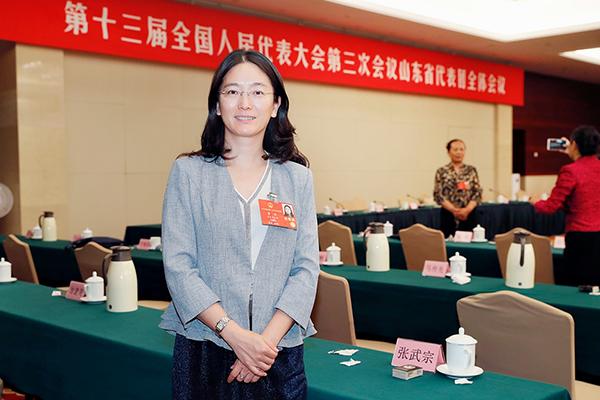 李燕:民族药企要尽全力维护百姓健康