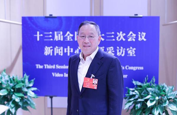 張興海:全力以赴穩增長 堅定不移推進智能制造