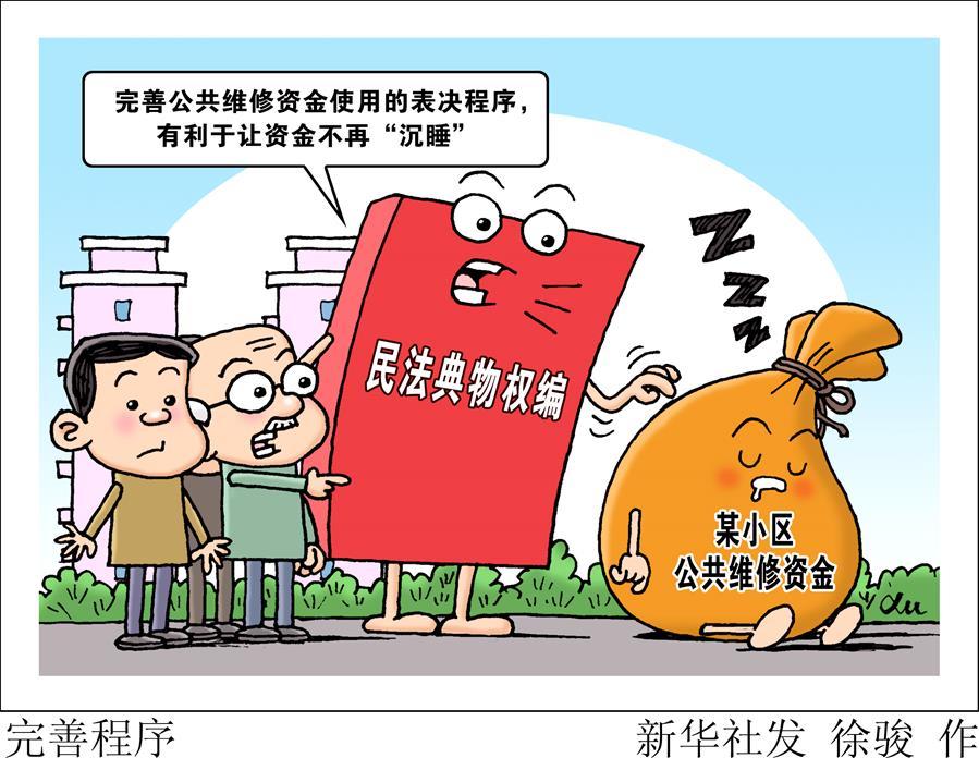 (新华全媒头条·两会特别报道·图文互动)(4)新时代的人民法典——《中华人民共和国民法典》诞生记