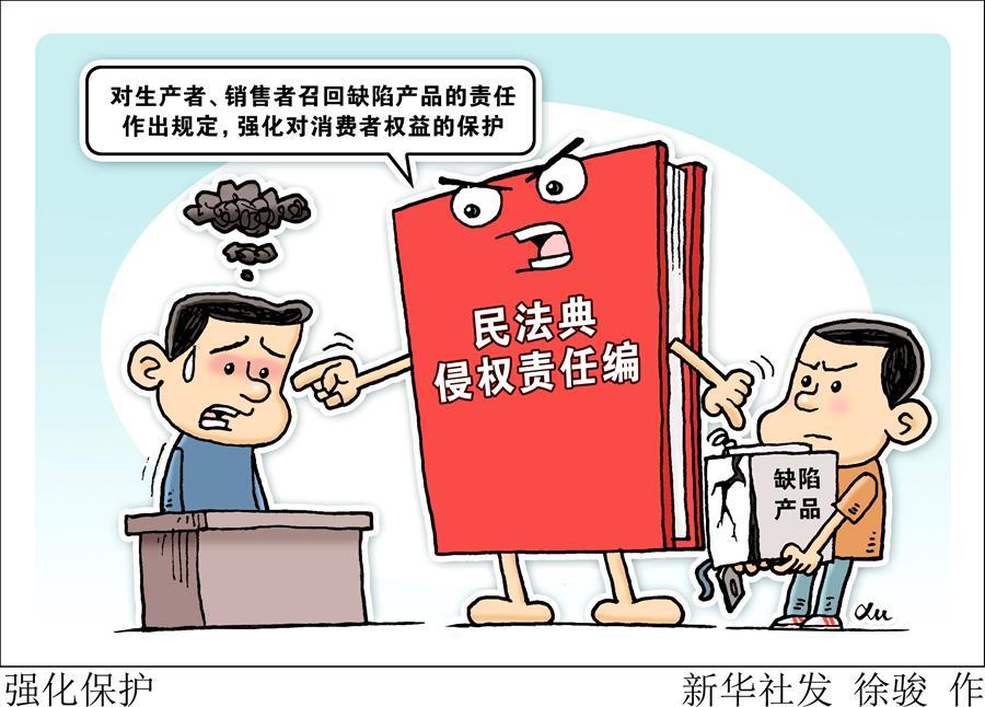 (新华全媒头条·两会特别报道·图文互动)(9)新时代的人民法典——《中华人民共和国民法典》诞生记