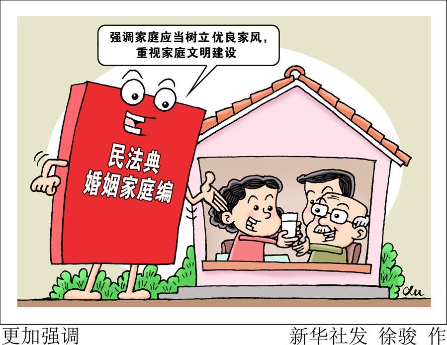(新华全媒头条·两会特别报道·图文互动)(7)新时代的人民法典——《中华人民共和国民法典》诞生记