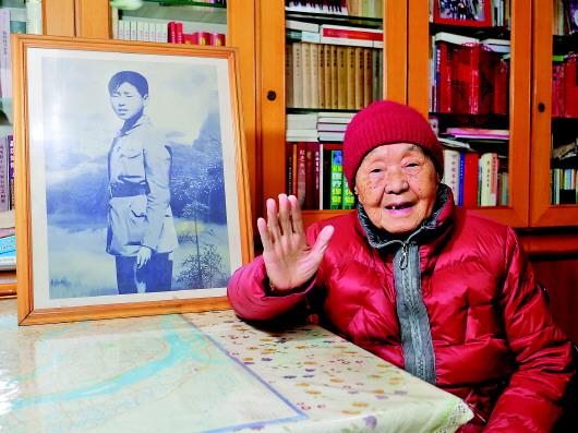 三八妇女节|新四军女战士尹峰的红色人生