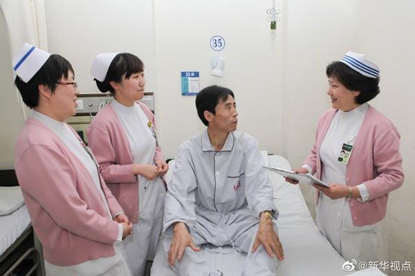 """护士数""""小目标""""来了!未来五年,每千人口将拥有3.8"""