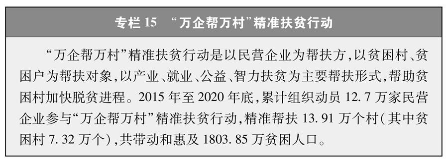 《人类减贫的中国实践》白皮书(全文)(图28)