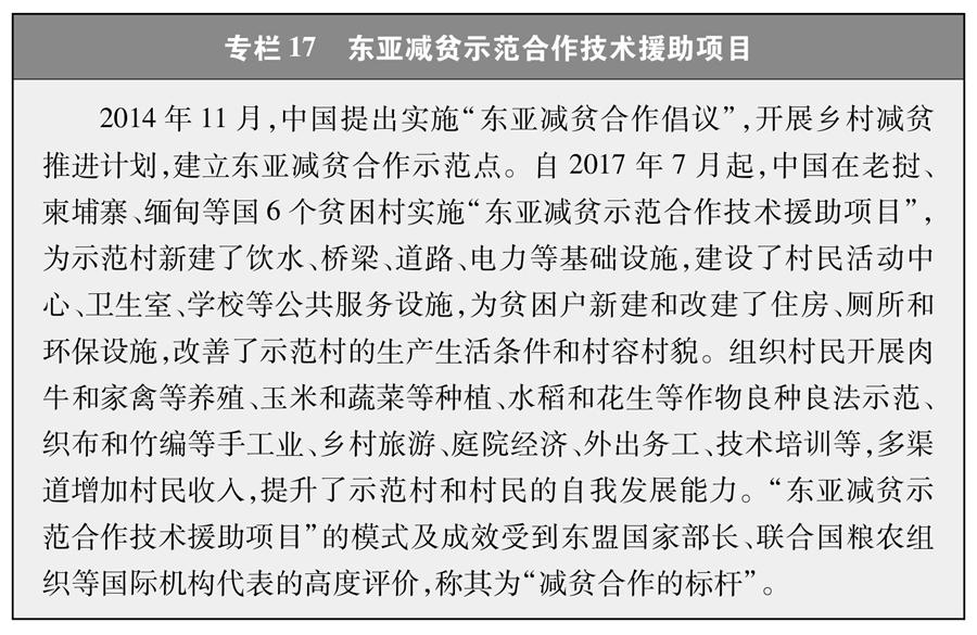 《人类减贫的中国实践》白皮书(全文)(图30)