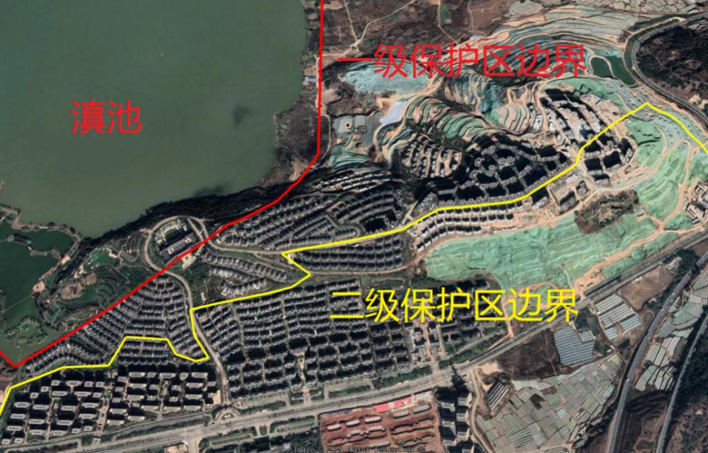 关注|中央环保督察组:房地产开发与湖争地,滇池生态环境遭严重破坏