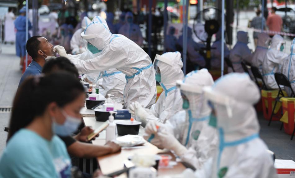 广州疫情复盘:10天内出现长链条代际传播