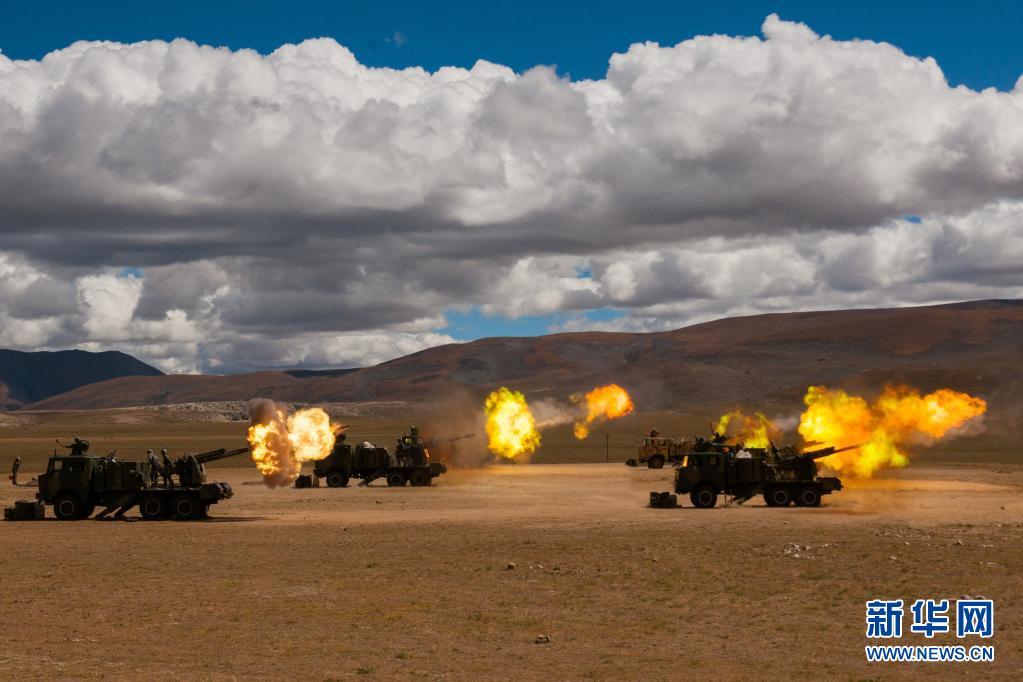 在习近平强军思想指引下·我们在战位报告|驻藏第77集团军某旅:振翅世界屋脊的雪域雄鹰