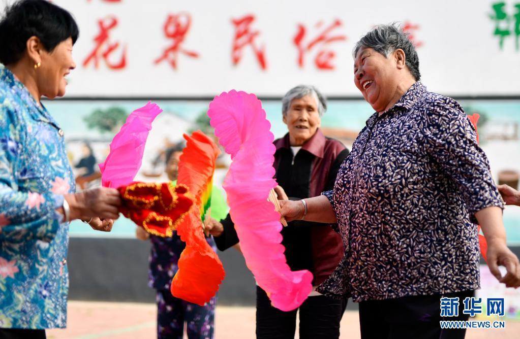 """和美生活有保障,美丽中国稳幸福――从""""社会更加和谐""""看全面建成小康社会"""