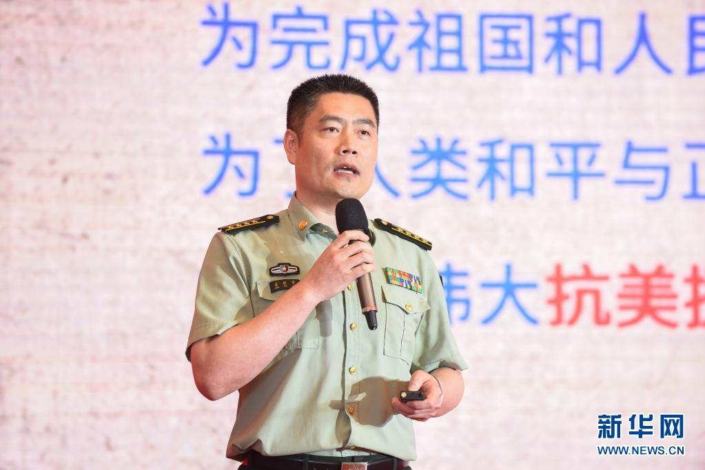 """擎着信仰之光前行——记""""最美新时代革命军人""""姜延军"""