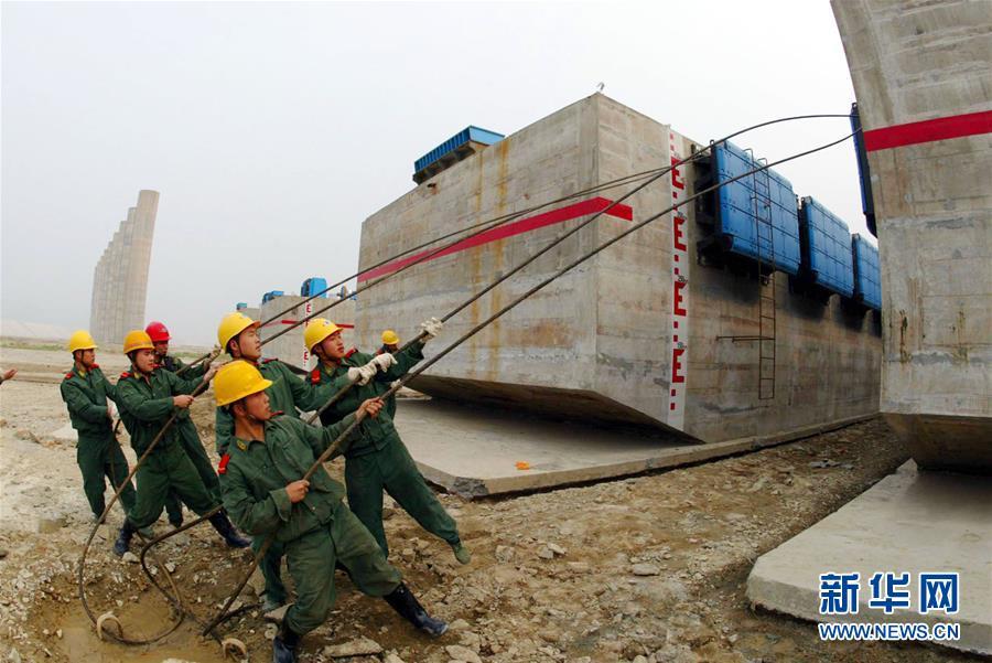 (圖文互動)(3)在共和國的豐碑上——聚焦重大國家工程中的人民子弟兵