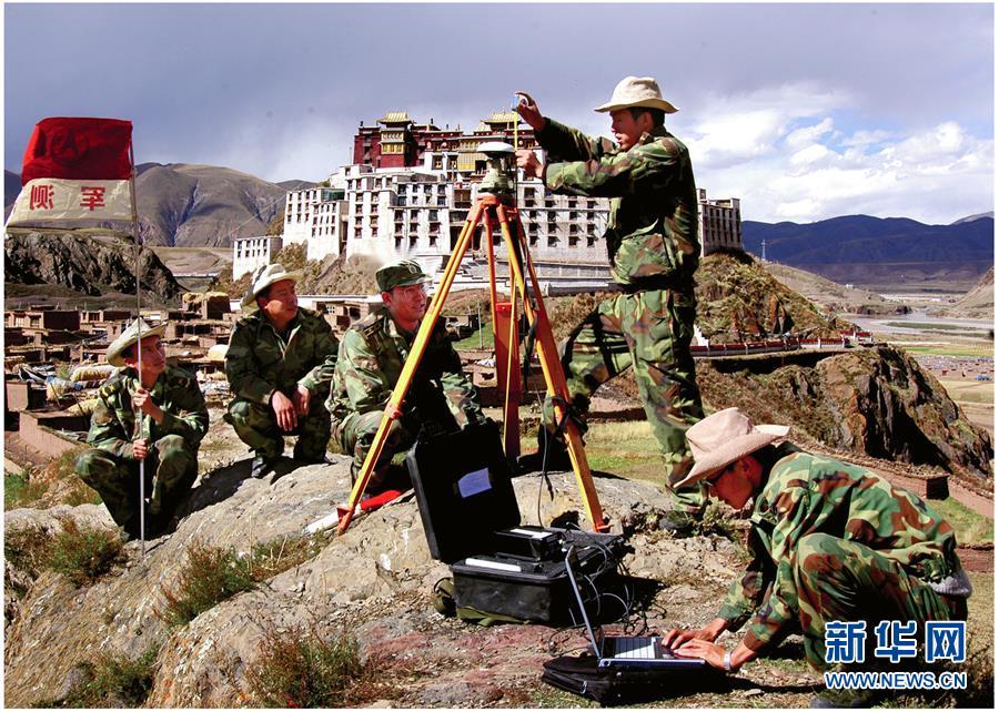 (圖文互動)(7)在共和國的豐碑上——聚焦重大國家工程中的人民子弟兵