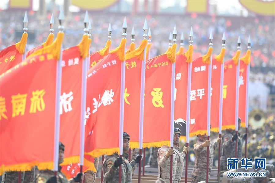 (圖文互動)(4)盛大國慶閱兵見證改革強軍新時代