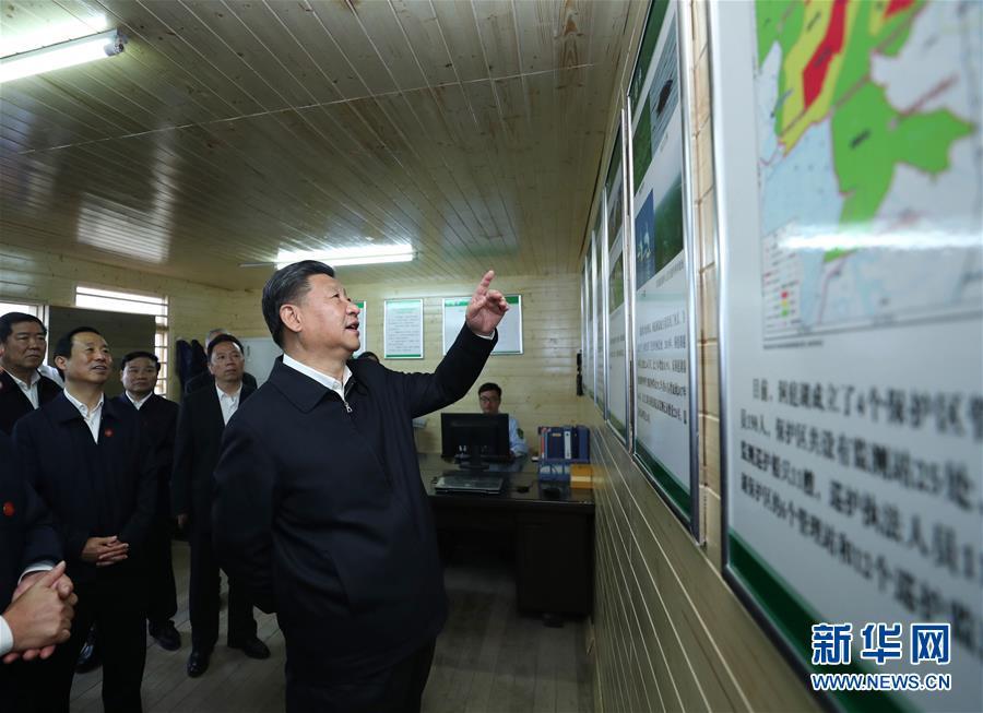 (时政)(17)习近平主持召开深入推动长江经济带发展座谈会并发表重要讲话