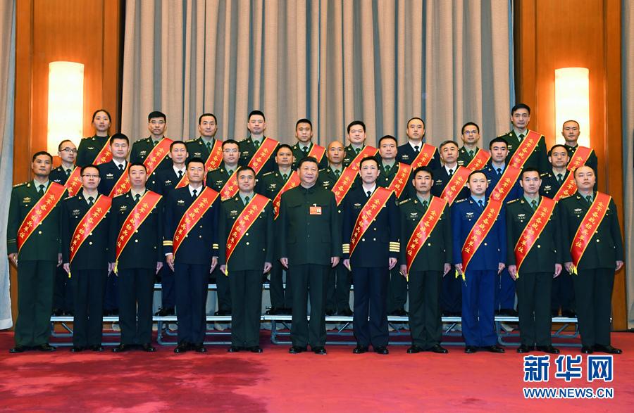 习近平:在新的起点上做好军事斗争准备工作 坚决完成党和人民赋予的使命任务