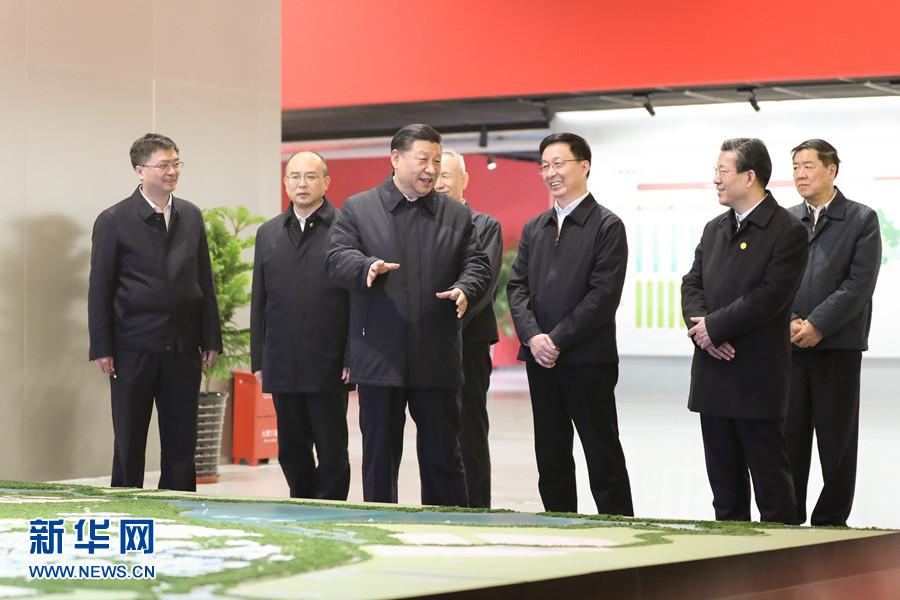 近平在京津冀三省市考察并主持召开京津冀协同发展座谈会