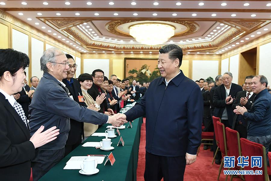 习近平:用新时代中国特色社会主义思想铸...