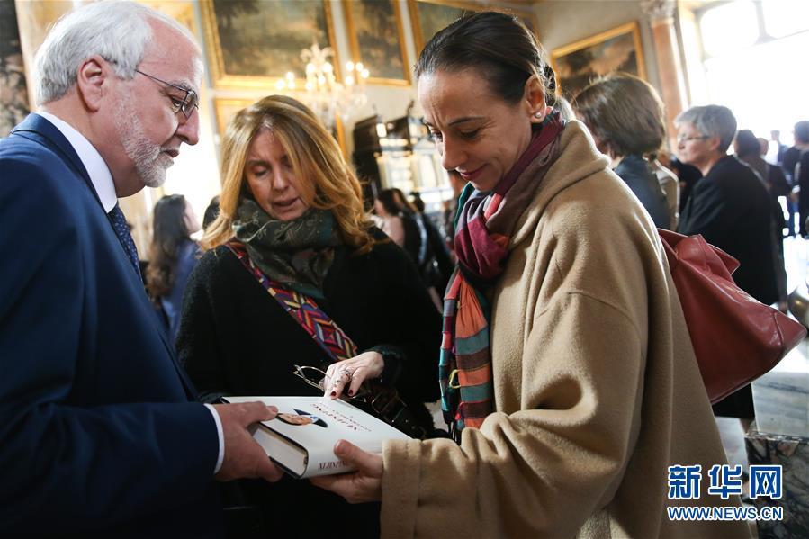 (国际)(2)《习近平谈治国理政》中意读者会在罗马举行